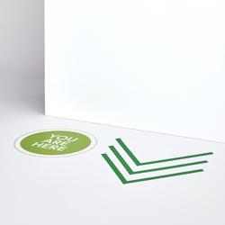 Vinilos adhesivos para suelos
