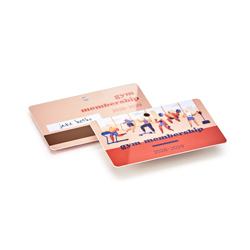 Karty z paskiem magnetycznym