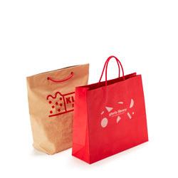 sconto del 50 miglior valore chiaro e distintivo Borse di carta | Buste di carta personalizzate | Shopper carta