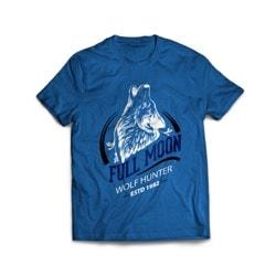 T-shirty z nadrukiem sitowym