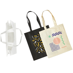 Taschen mit Henkeln
