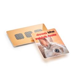Cartões Scratch Off