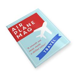 Dot-Glued Brochures