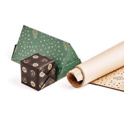 Бумага упаковочная для подарков