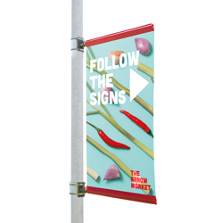 Lamp-Post Banners