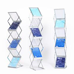 Magazine Display Stand
