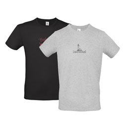 T-shirt uomo B&C