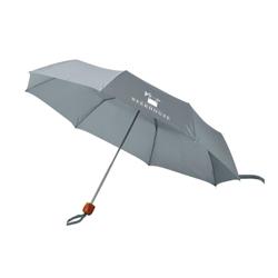 """Driedelige paraplu 21,5"""""""
