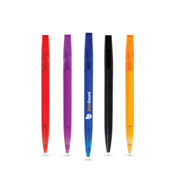 Bolígrafo de plástico London