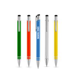 Hawk Aluminium Ballpoint Pen