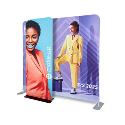 Tube Banner Stands