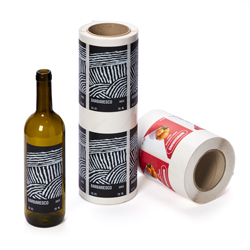Rótulos para vinho e licores