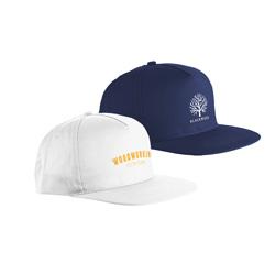 Chapéu Memphis de 5 painéis