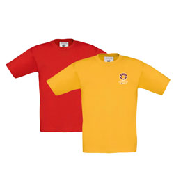 Children's B&C T-shirts