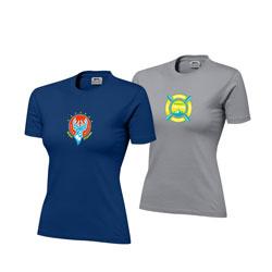 T-Shirts Damen Slazenger
