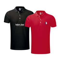 Russell Men's Polo Shirts