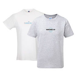 T-shirt homme Russel