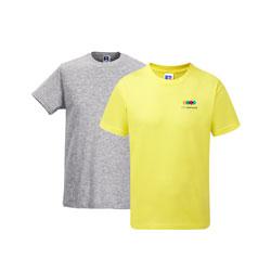 T-shirt Russell bambino