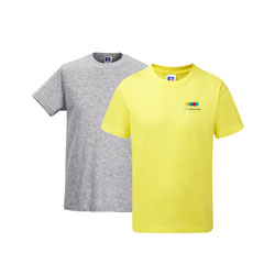 T-Shirts Kinder Russell