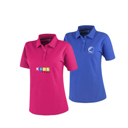 Poloshirts Damen Elevate
