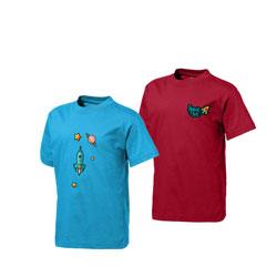 T-Shirts Kinder Slazenger