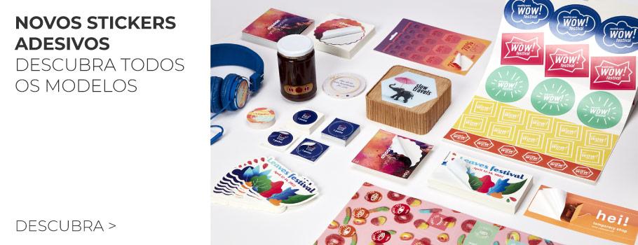 Stickers adesivos