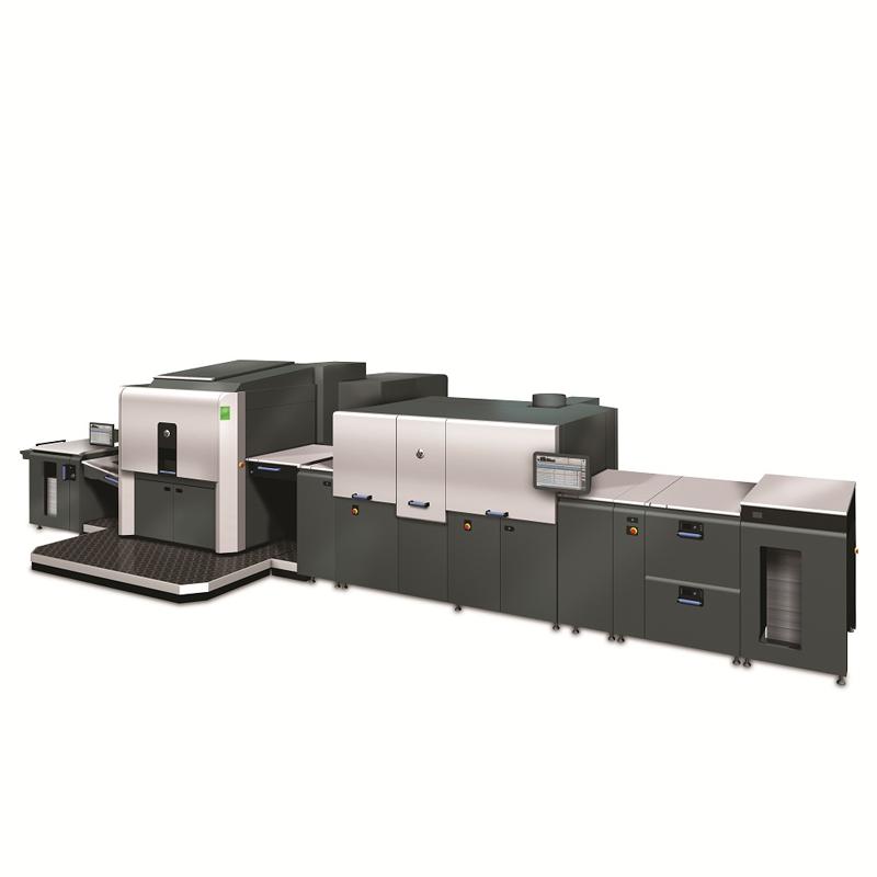 HP INDIGO 30000 DIGITAL PRESS